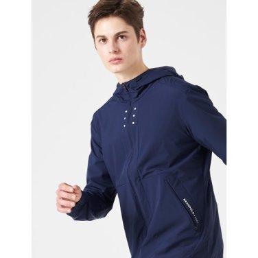 네이비 남성 YOUNG 윈드 브레이커 재킷 (BO9239F03R)