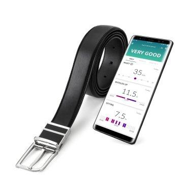 웰트 스마트 벨트 (WELT Smart Belt) - Black (검정)