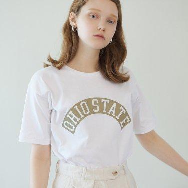 오하이오 하프 티셔츠