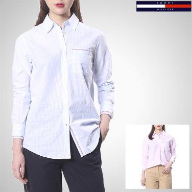 TFMT1HCE63A0(면 혼방 스트라이프 셔츠)