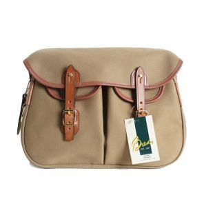 BRADY BAGS Small ARIEL TROUT Fishing Bag Khaki