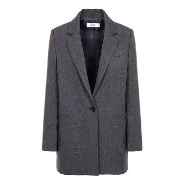 파이핑 포켓 원버튼 재킷 TWSJKJ70030