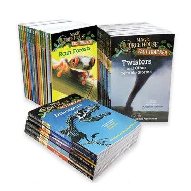 영어원서 Magic Tree House Fact Tracker 논픽션 챕터북 41종 세트 매직트리하우스