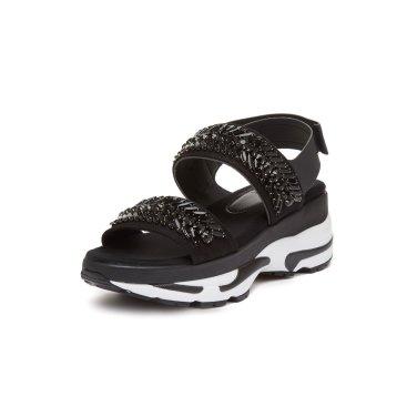 [송혜교슈즈]Symphony sandal(black) DG2AM19061BLK