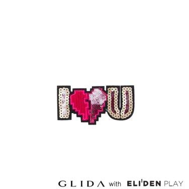 [그리다] GLIDA PATCH-Love U (PT-LR)