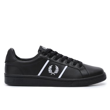 FRED PERRY B721 Leather Bonded 남성 스니커즈 SFPM193S147-220