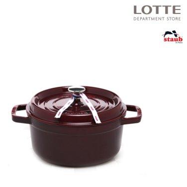 원형 꼬꼬떼 16cm 석류레드(ST101687)