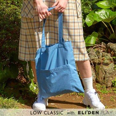 [로우클래식] 19 SUMMER LOCLE _ lc eco bag blue (Z3LCI5BG104)