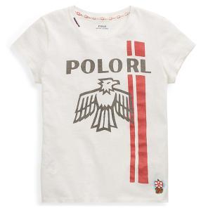 폴로 랄프 로렌 코튼 로고 티셔츠(WMPOKNINN810171E86)