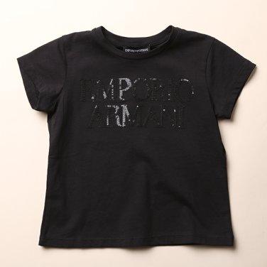 블랙 스팽글 티셔츠(0429160010-EL)
