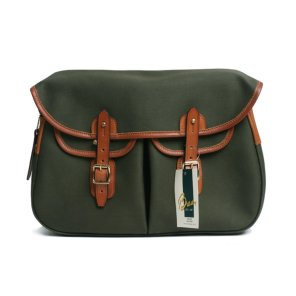 BRADY BAGS Small ARIEL TROUT Fishing Bag Olive