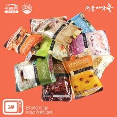 [SE012][서울마님죽]엄마의맛! 맛보기세트(전품목13종+1팩/총14팩)