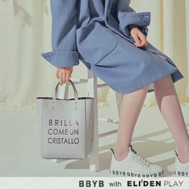 BBYB MARCE Tote Bag (Cloud Grey) (09I3210B1J)