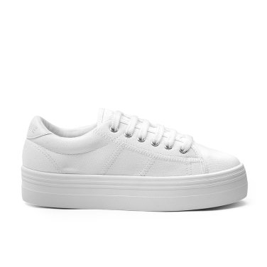 NO NAME Plato Sneaker Canvas(001) 여성용 플랫폼슈즈 SNNF1830D04-001