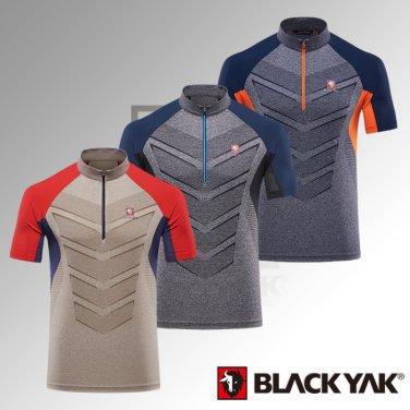 블랙야크 남성 야크아이스반팔 B3XU14티셔츠1