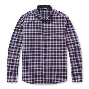 까르뜨블랑슈 체크패턴 캐주얼 셔츠 CMS9WS81
