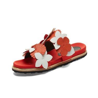 Minimarch sandal(orange)DG2AM18010ORE