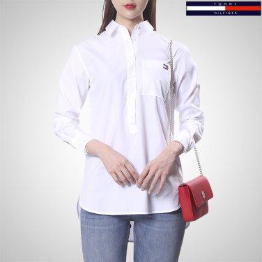 TFMT1HCE41A0(코튼 스트라이프 긴소매 셔츠)