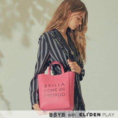 [CLC 엘키 착용] BBYB MARCE Tote Bag (Fuchsia Pink) (09I3210B1P)