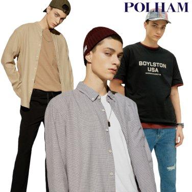 [폴햄] 가을 신상으로 만나는 티셔츠라인과과 뉴 컬렉션!