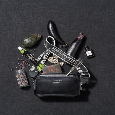 (SUMR01911X-BK) PANINI METAL LOGO SOLID BAG