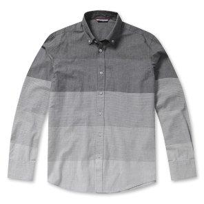 까르뜨블랑슈 그라데이션 블록 셔츠 CMW8WS81