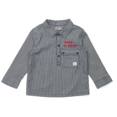 알로봇 NW)STRIPE데님셔츠 19A19-320-01GS