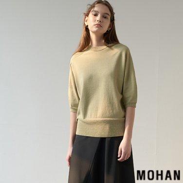 [모한] MOHAN TTS WHOLEGARMENT PUFF KNIT _ 4 COLOR (MHTTSKN011)