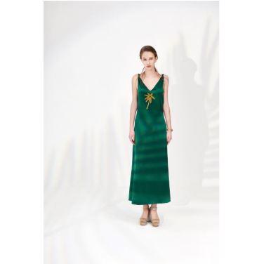 Coconut Tree Dress(FA18SSOP009)