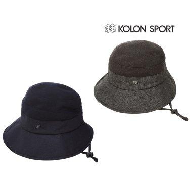 (코오롱스포츠) 여성 CLOCHE HAT (QYRFW17043DNA,GRY)