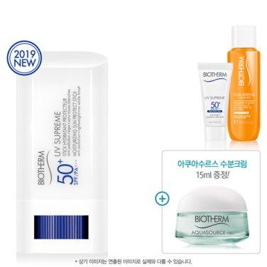 (4월)NEW UV 수프림 선스틱 20g 세트