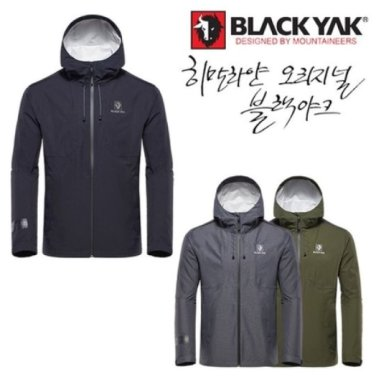 남성 방수 바람막이자켓 B앤비자켓L1 3BYJKS8001