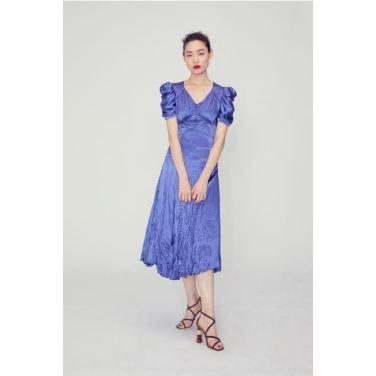 Esther Pleats dress(FA19MSOP005)