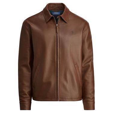 폴로 랄프 로렌 램스킨 레더 재킷(MNPOOTW16010043B37)