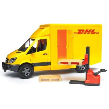 [브루더] 벤츠 트럭 DHL BR02534