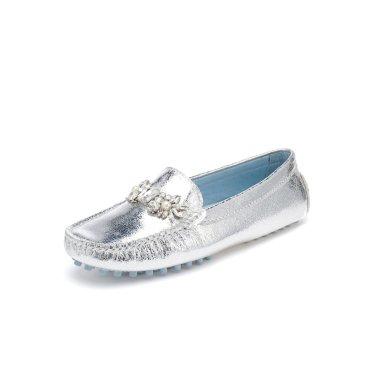 Lovelane driving shoes(silver) DG1DX19521SVX