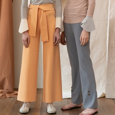 Basel Ribbon Wide Trouser (JC19SSPT01)