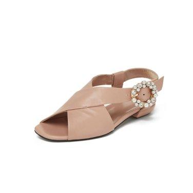 Jewelry sandal DG2AM19301BEE