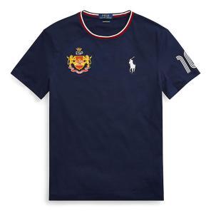폴로 랄프 로렌 커스텀 슬림핏 스페인 티셔츠(MNPOTSH1N810239B82)