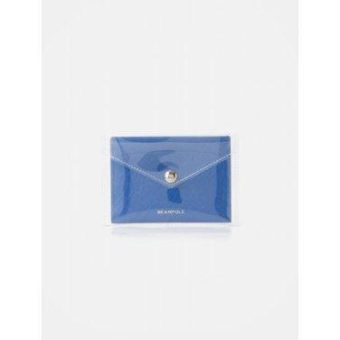 블루 써티 낱장 카드지갑 (BE94A3M11P)