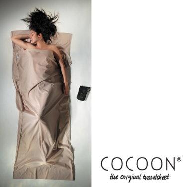 [COCOON] 코쿤 인섹트쉴드 사각라이너 코튼 샌드 (ICT92)