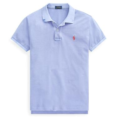 폴로 랄프 로렌 클래식 핏 코튼 폴로 셔츠(WMPOKNINN810261B28)