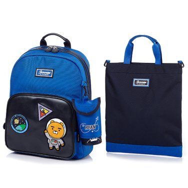 KAKAO 2 RYAN 백팩/보조가방 A SET ROYAL BLUE