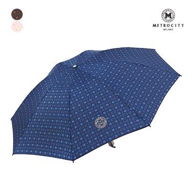 로고호피패턴 3단 54자동 우산 MCU-A620