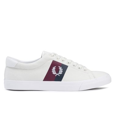 FRED PERRY 남성언더스핀Underspin Plastisol Twill(254)  SFPM1834142-254