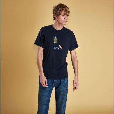 Josh.P Tee2 조쉬 티셔츠2 네이비(BAI1MTS0506NY91)