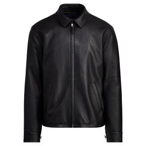 폴로 랄프 로렌 램스킨 레더 재킷(MNPOOTW16010043B10)