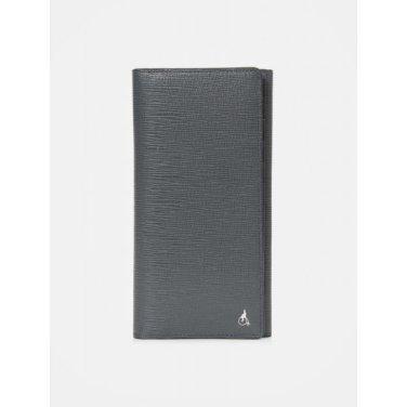 로얄 빈 장지갑 - Ash (BE98A3M214)