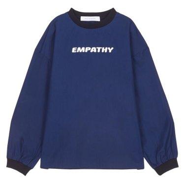 라움맨 [WALK OF SHAME] EMPATHY 레터링 티셔츠-RATS0EWS2