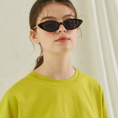 Rowe Boxy T-Shirt _ Neon